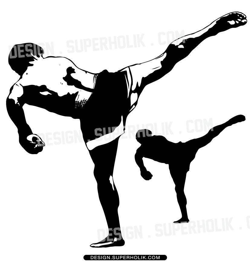 MMA Clip Art