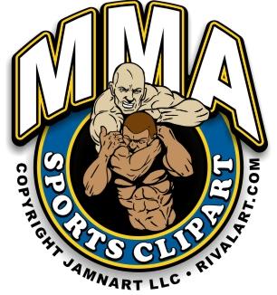 MMA Clipart Mma Clipart