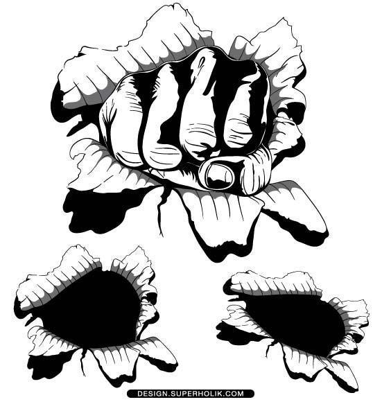 Mma Gloves Clipart