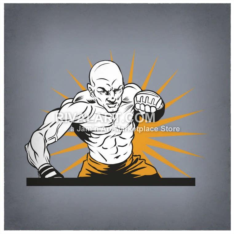Mma Mixed Martial Art Ca.