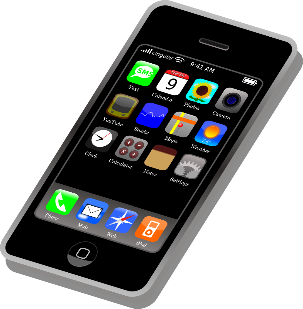 Mobile Clipart