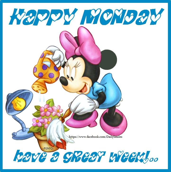Monday image #5226 - Happy Monday, have a great week! - View popular