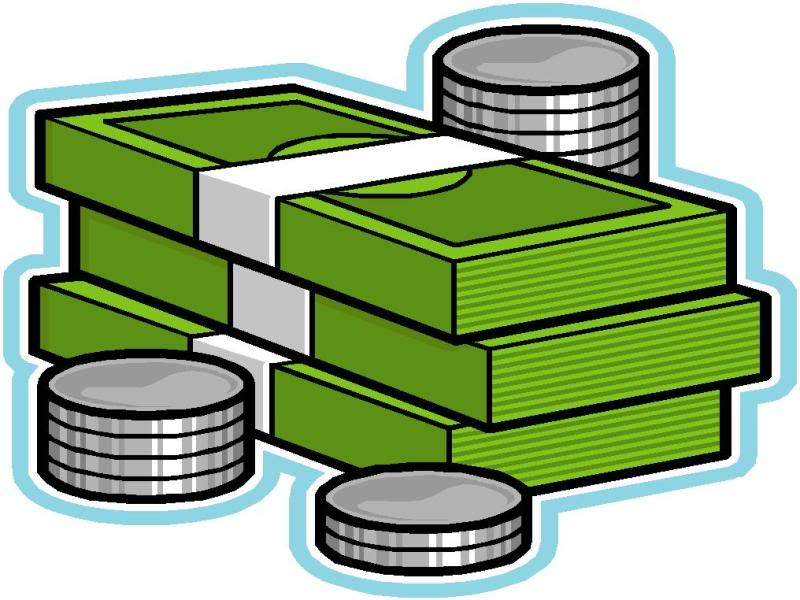 Money Clipart-Clipartlook.com-800