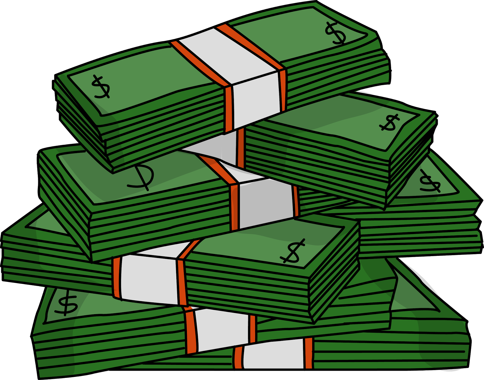 big money clipart