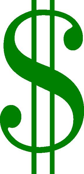 Money Symbol Clip Art At Clker Com Vector Clip Art Online Royalty