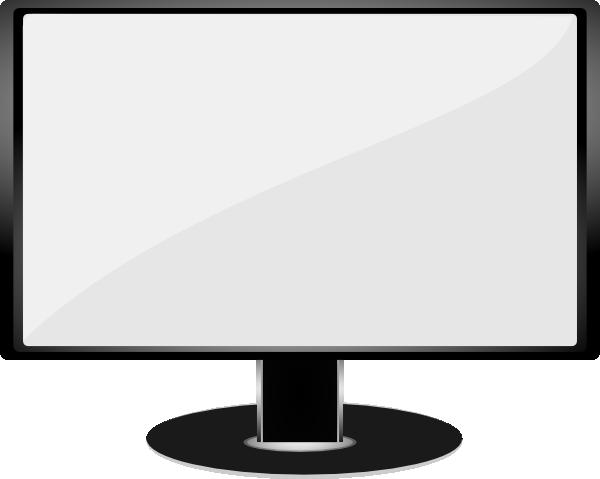 Monitor Clip Art At Clker Com Vector Clip Art Online Royalty Free