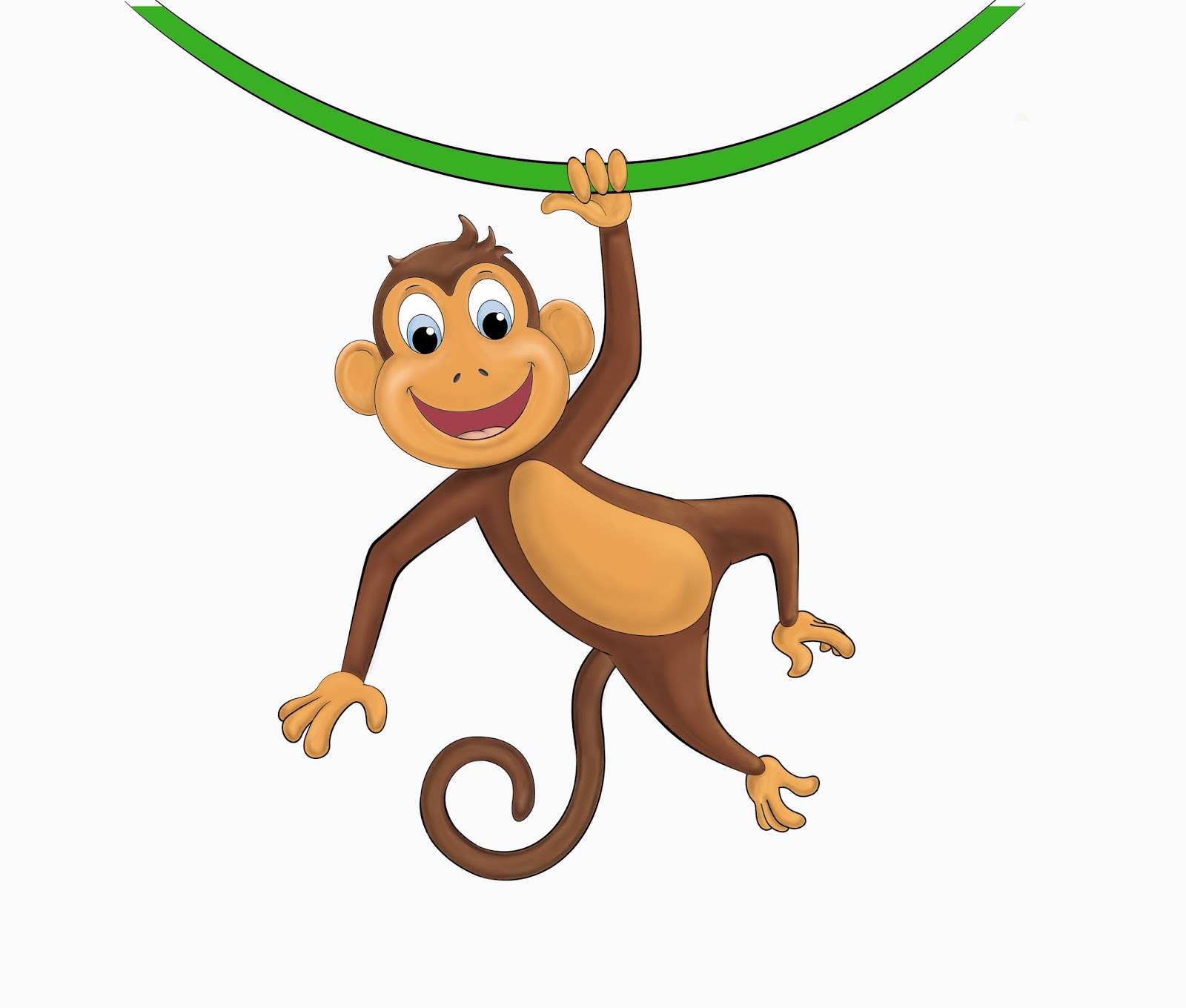 monkey clipart