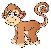 Monkey dancing u0026middot; Cute small monkey