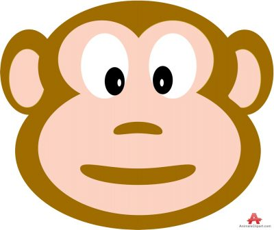 Newest Monkey Face Clipart 82 For Your Clip Art For Students with Monkey  Face Clipart