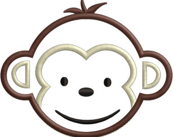 Sock Monkey Face Clip Art - Clipart library
