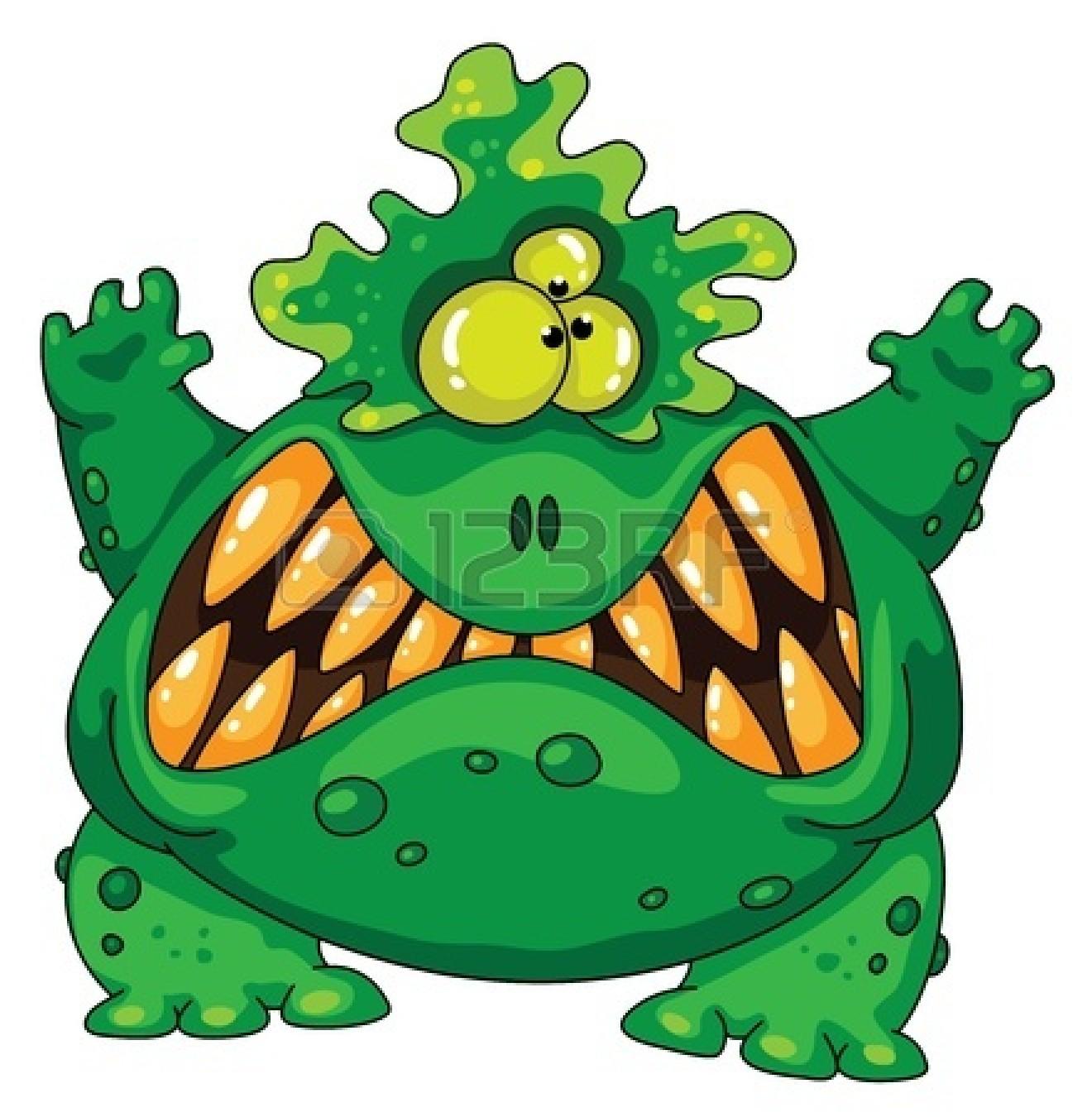 Monster Clipart-hdclipartall. - Monster Clipart