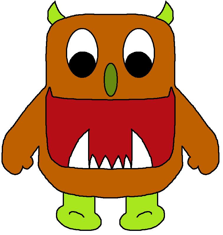 Monster Clipart