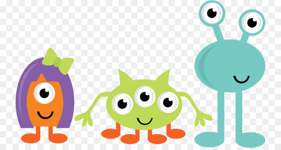 Free content Clip art - Baby Monster Cliparts