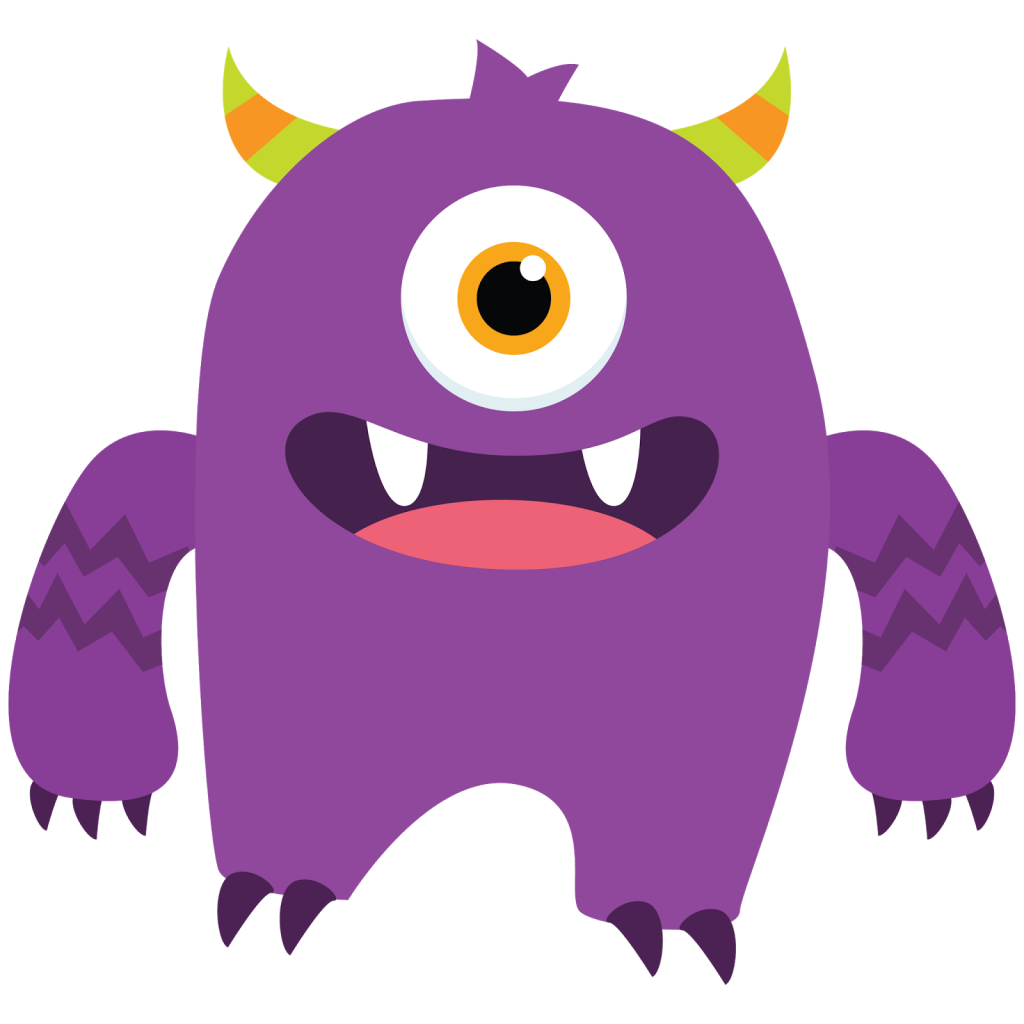 Monster clipart free images | - Monster Clipart