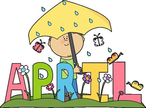 Month of April Rain