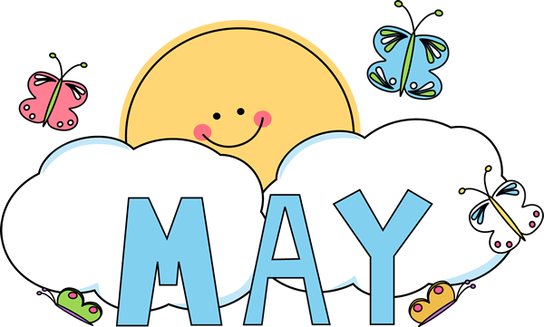 Month of May Butterflies