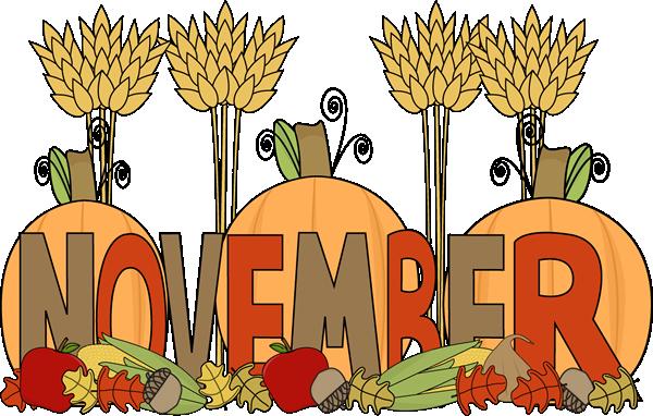 Month of November Harvest
