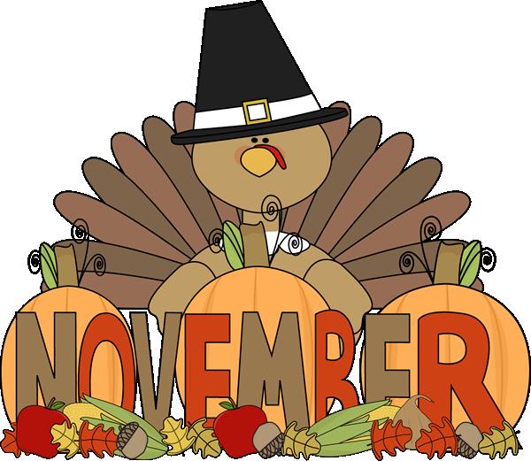 Month of November Turkey