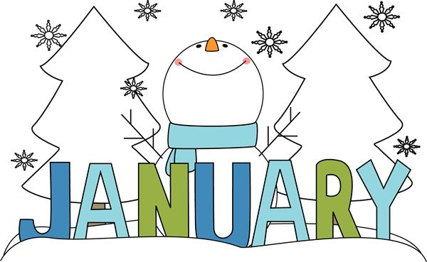 Months Of The Year Clip Art Eclip