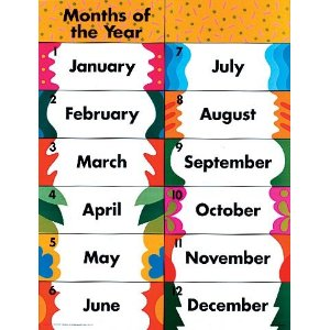 MONTHS OF THE YEAR WORD SEARCH .