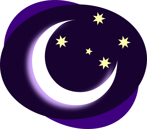Moon Clipart This Image As: