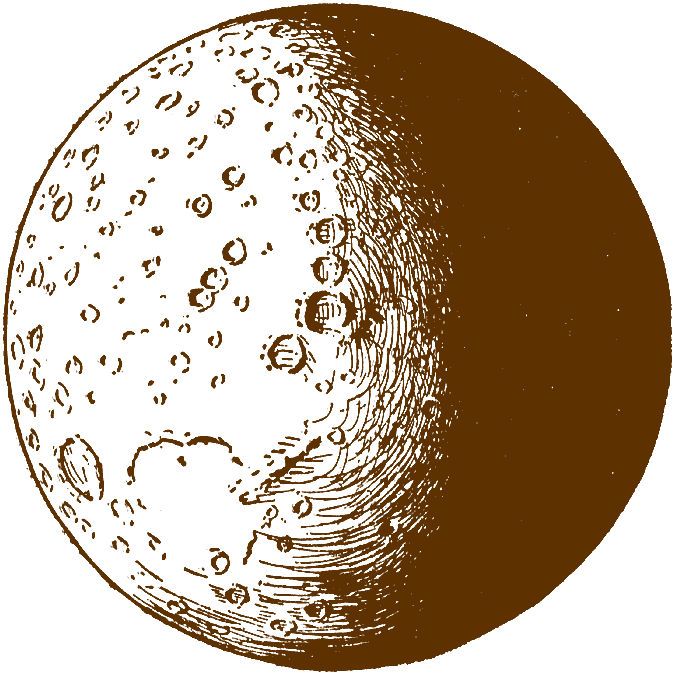 Moon clip art free free clipart images 2