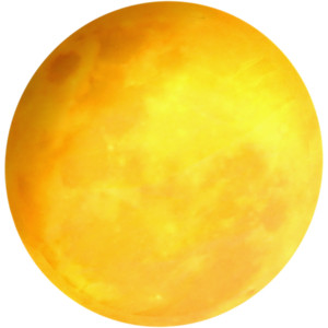 Moon clipart yellow moon #8