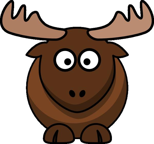 Moose Clip Art At Clker Com Vector Clip Art Online Royalty Free
