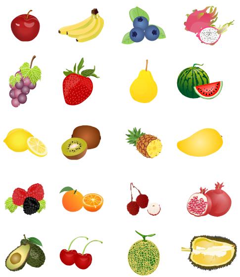 More food clip art - Food Clipart