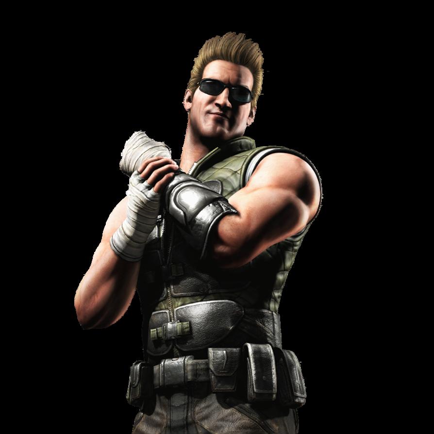 Mortal Kombat Johnny Cage PNG Clipart