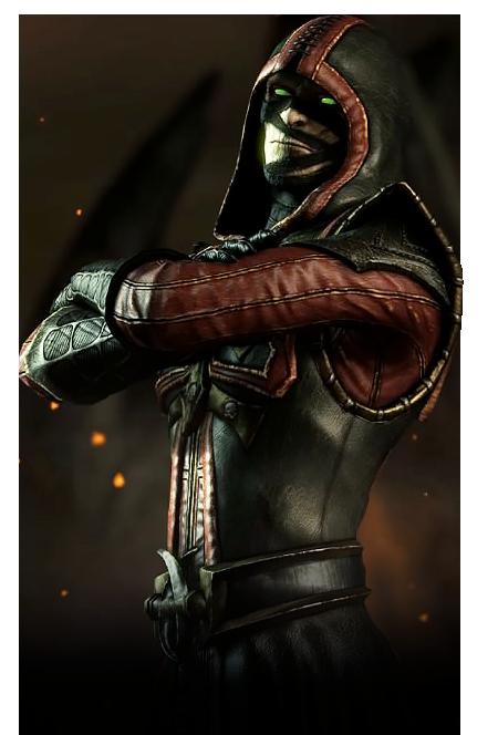 Mortal Kombat X Clipart ermac mortal