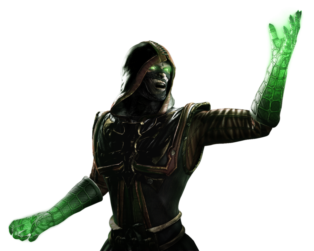 Mortal Kombat X Clipart render