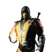 Mortal Kombat X Png Image PNG Image
