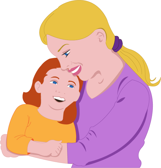 Mother And Daugther