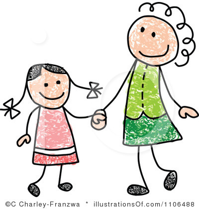 Mother Clipart Clipart Panda Free Clipart Images