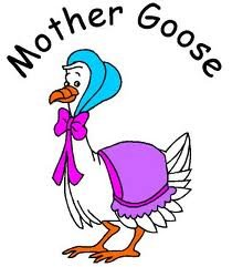 Mother Goose Clip Art