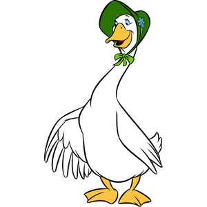 ... Mother goose clipart for free ...