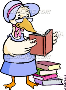 Mother goose reading books