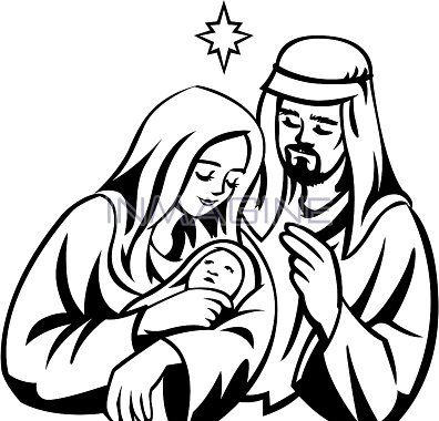 396x380 Mary And Joseph Clipart Collection (72 )