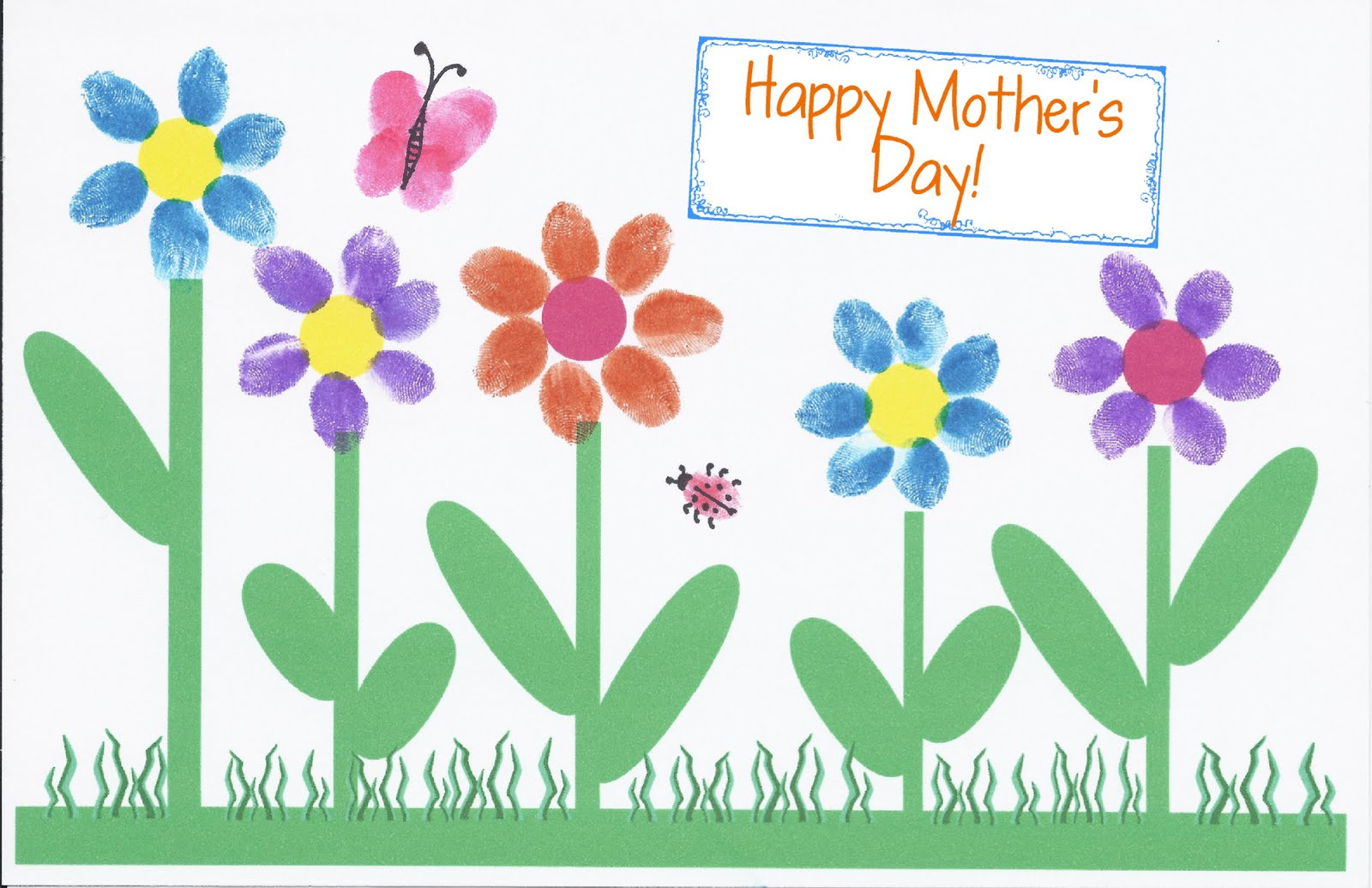 Mothers day mother clipart 8