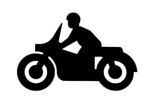 Motorcycle Clip Artu0026quot; By Naturaldigital Redbubble