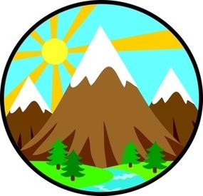 Mountain Clip Art u0026amp; Mountain Clip Art Clip Art Images - ClipartALL clipartall.com
