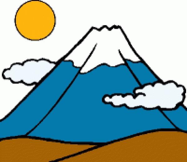 Mountain clipart clipart .