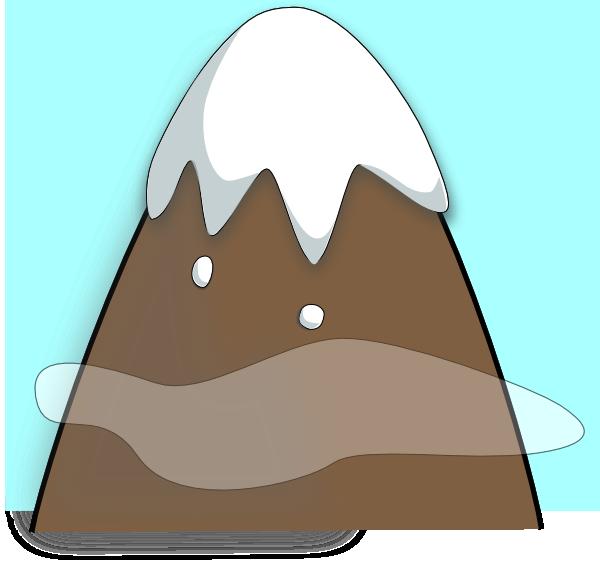 Mountain clipart frpic
