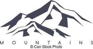 Mountain range clipart clipartall