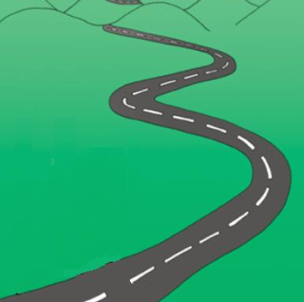 Mountain Road Free Images At Clker Com Vector Clip Art Online