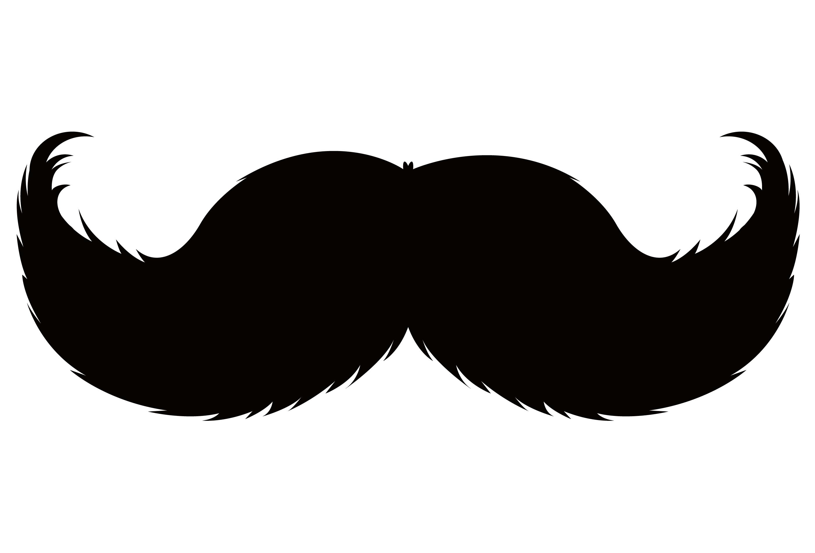 Moustache PNG Clipart