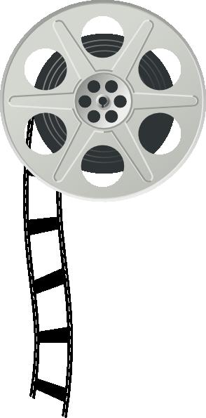 movie reel clipart border