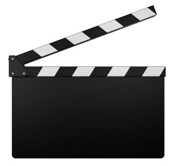 Movie Clapper Clip Art Cliparts Co