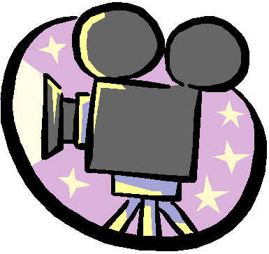 Movie Film Clip Art   Clipart library - Free Clipart Images. Cinema Clip Art